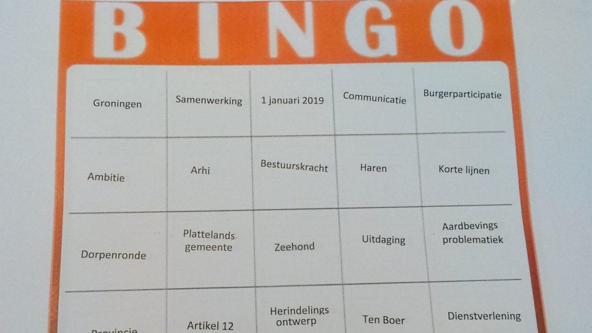 bingokaart cv
